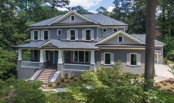 Newer Atlanta Home In Oak Grove Neighborhood
