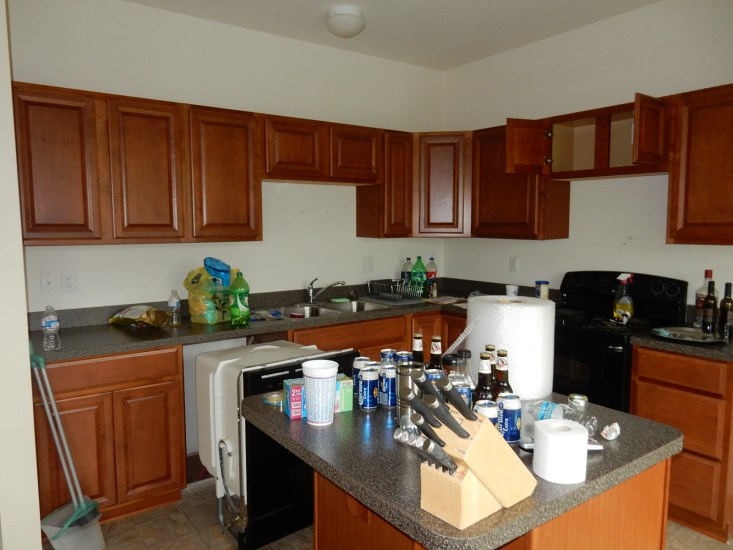 kitch 1 before