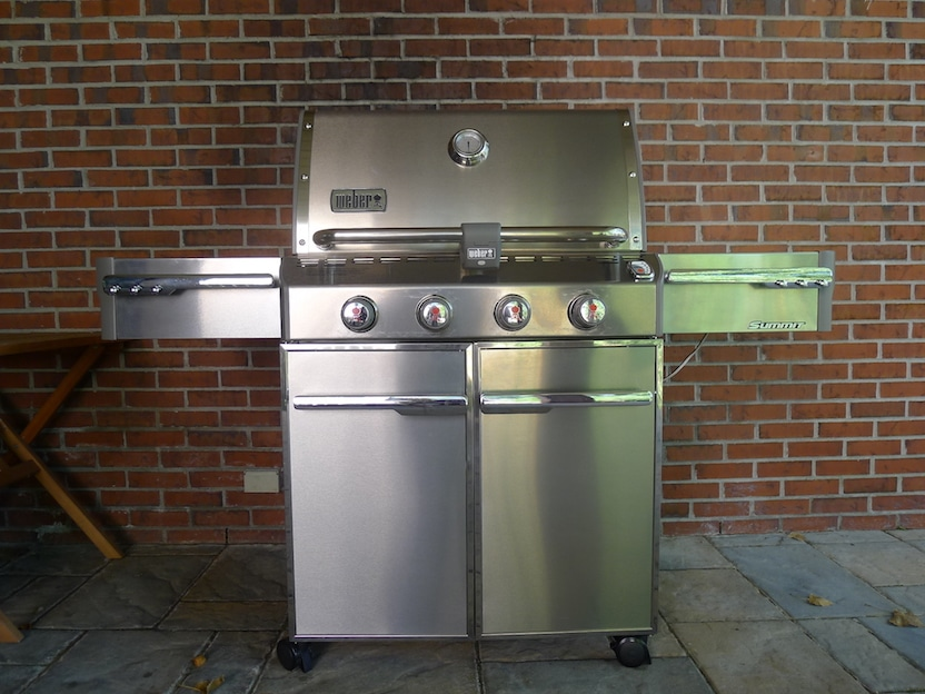 Weber S-420 Grill