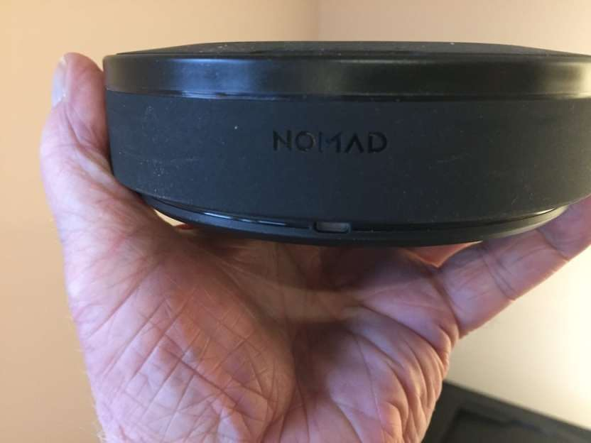 Nomad Wireless Charging Hub