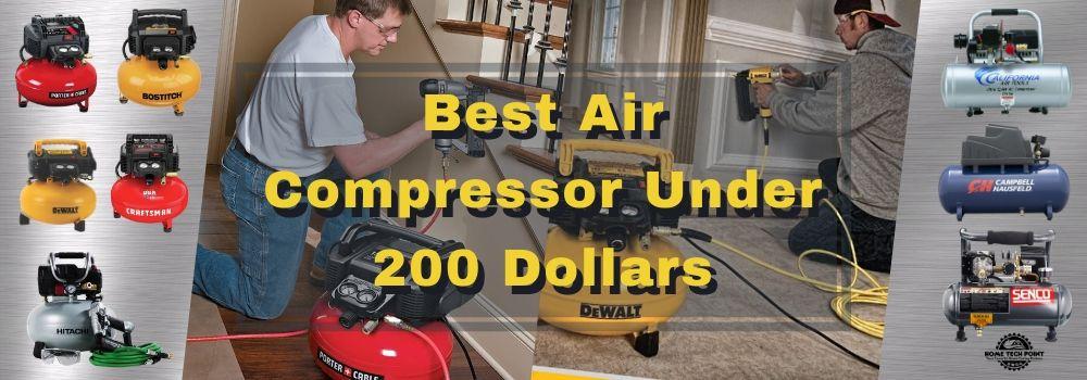 Best Air Compressor Under 200