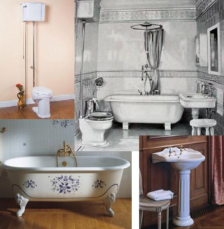 victorian bathroom design authentic