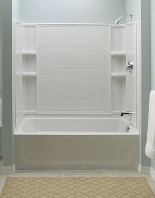 bathtub shower combinations shower