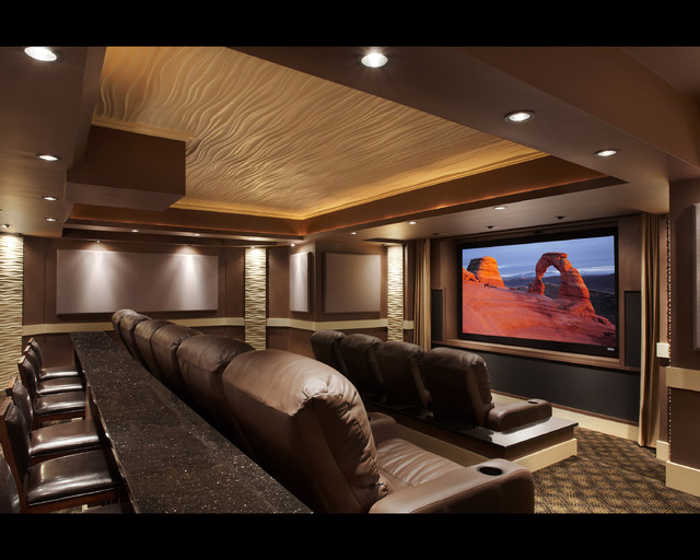 Home Theater Designs And Installation Ottawa