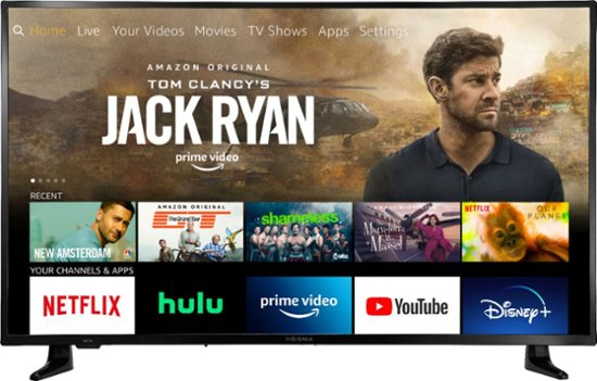 Amazon Slashes $100 Off Insignia 50-inch 4K TV