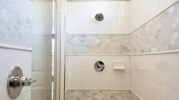 bathroom shower tile done wrong home