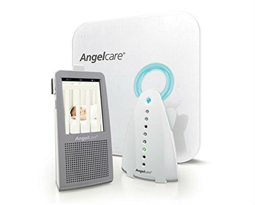 Angelcare AC1100 Digital Video, Movement and Sound Baby Monitor Review