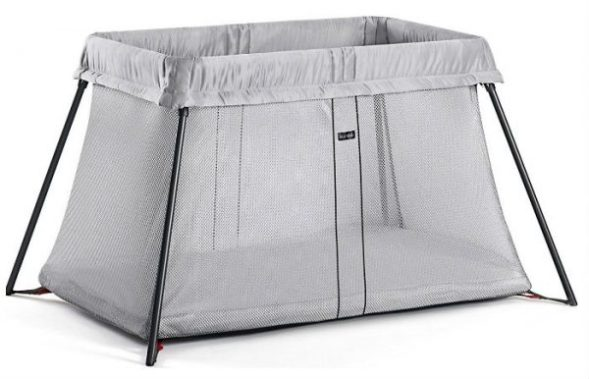 BABYBJÖRN Travel Cot Review