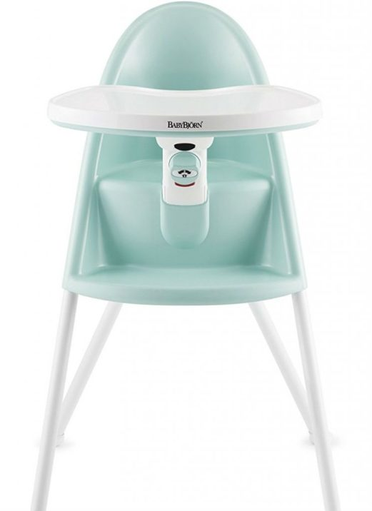 BabyBjörn High Chair Light Green Review