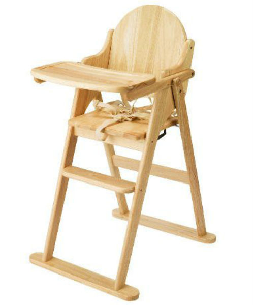 East Coast Folding Highchair Review