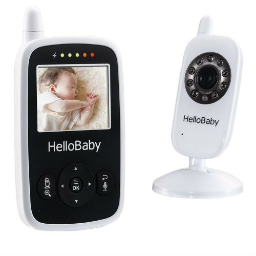 HelloBaby HB24 Wireless Video Baby Monitor Review