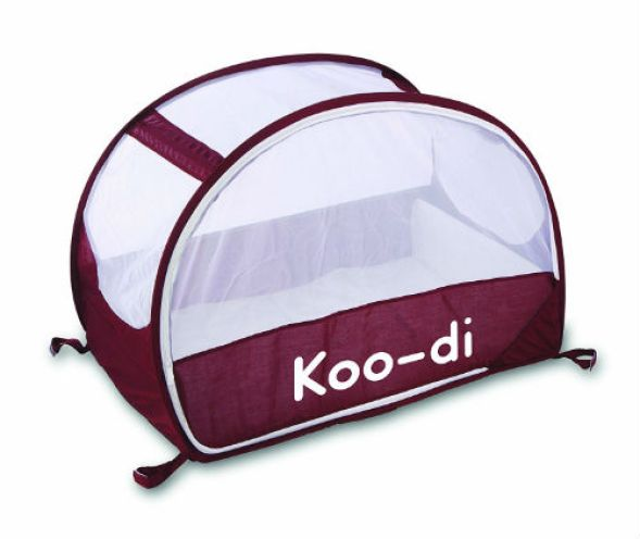 Koo-di Pop Up Travel Bubble Cot Review