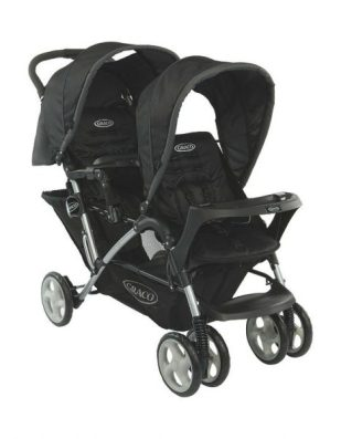 Best Double Buggy - Graco Stadium Duo Double Pushchair Oxford Review