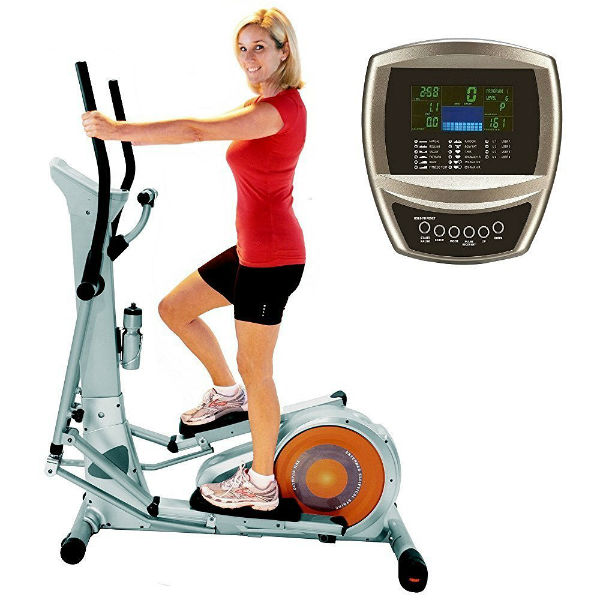 FRONTIER Olympus Max EXTENDABLE Long Stride Cross Trainer Review