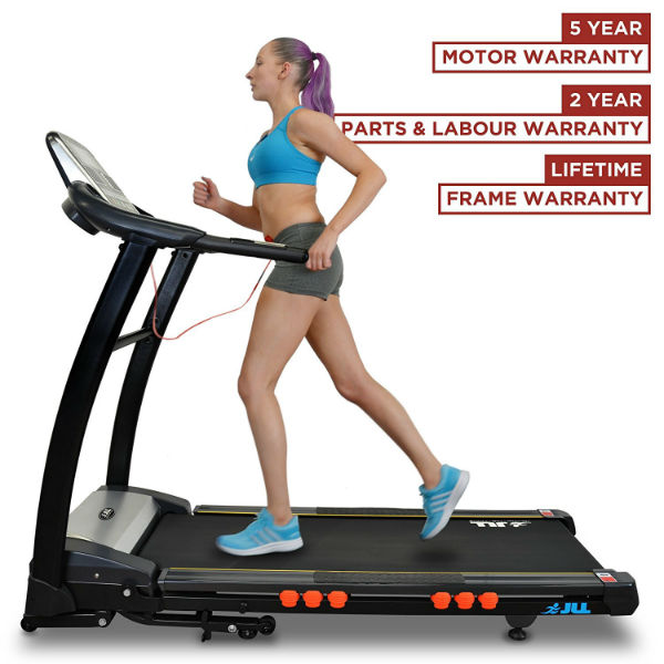 JLL S400 Premium Digital Motorised Treadmill Review
