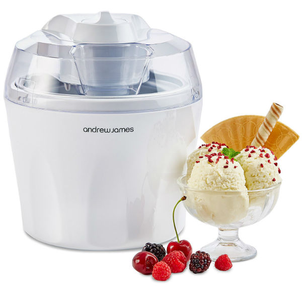 Andrew James 1.5L Ice Cream Maker Review