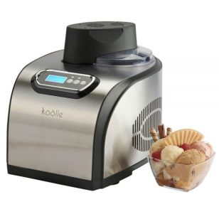 Koölle Professional Fully Automatic Electric Ice Cream Maker Review