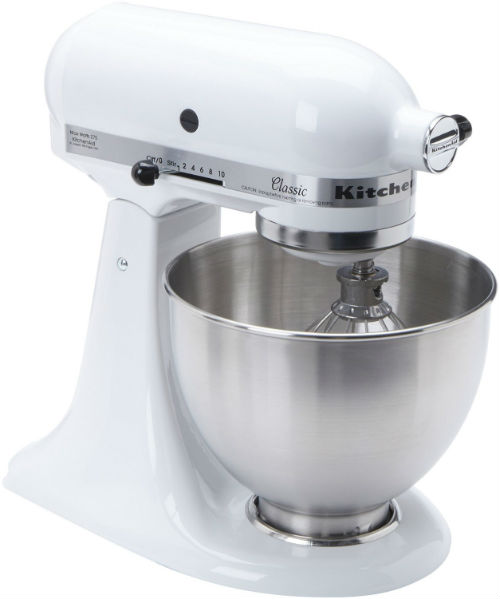 KitchenAid K45SS Classic Stand Mixer Review