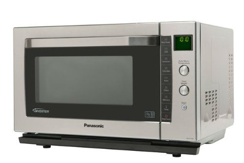 Panasonic NN-CF778SBPQ Family Size 100w Combination Microwave Oven Review