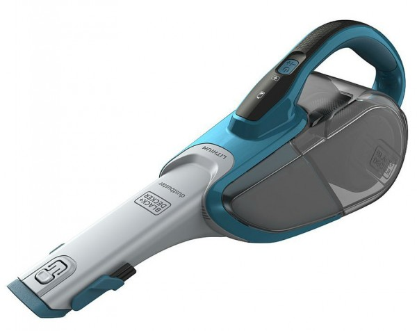 BLACK+DECKER 10.8 V Lithium-Ion Dustbuster with Cyclonic Action Review