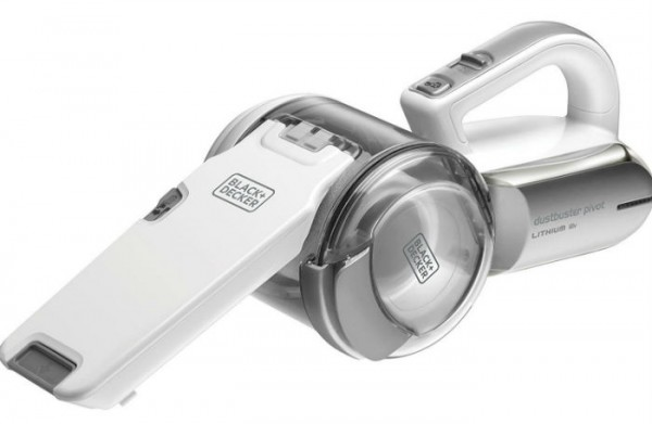 BLACK+DECKER 18 V Lithium-Ion Compact Pivot Vacuum Review