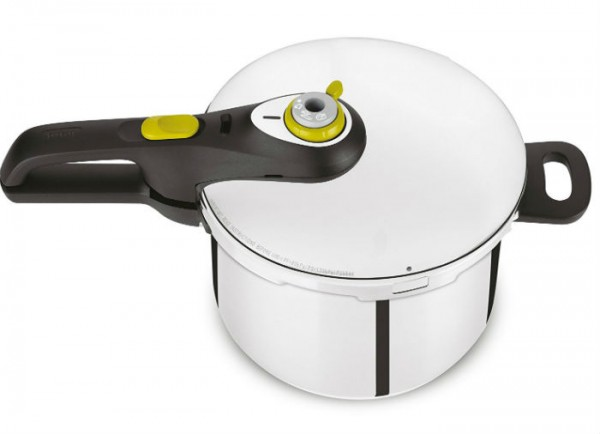 Tefal 6l Secure 5 Neo Stainless Steel Pressure Cooker Review
