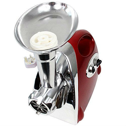 Ammiy Electric Meat Mincer Grinder and Sausage Maker Review