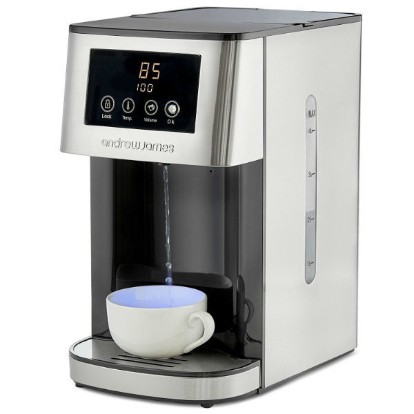 Andrew James Purify Hot Water Dispenser and Water Filter 4 litre Capacity Review