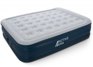 Active Era Premium Queen Size Double Air Bed with a Built-in Electric Pump and Pillow Review