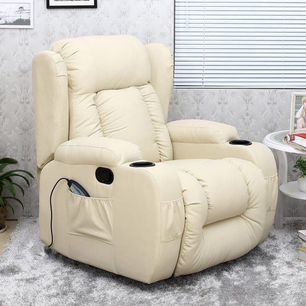 CAESAR 10 IN 1 LEATHER RECLINER MASSAGE CHAIR REVIEW