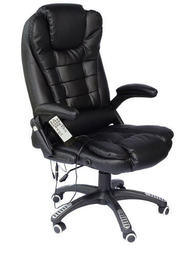Cherry Tree Furniture Executive Recline Extra Padded Office Chair Review