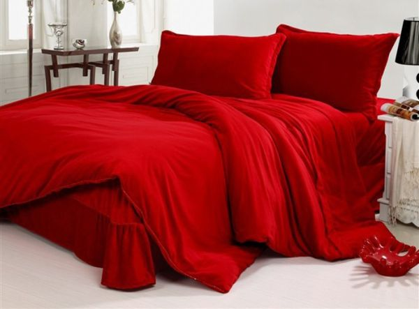 Romantic Valentines Day Ideas For Bedding Hometone