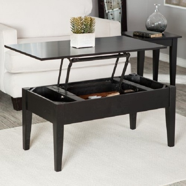 striking lift top coffee tables