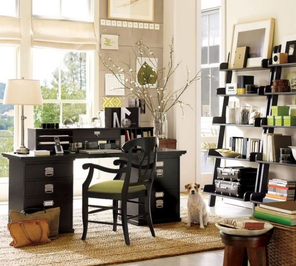 Organized Home Office Space_1