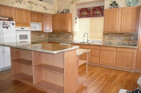 4 Factors to Consider When Choosing Kitchen Cabinet Frames ...