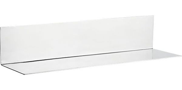 CB2 Sterling Wall Mounted Shelf Design