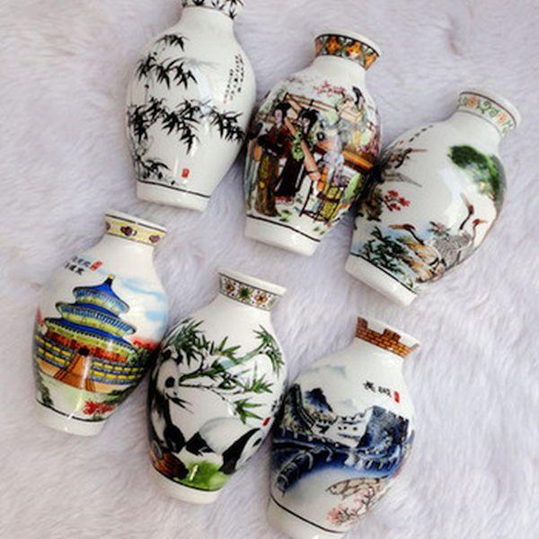 Magnetic vases to stick on fridge
