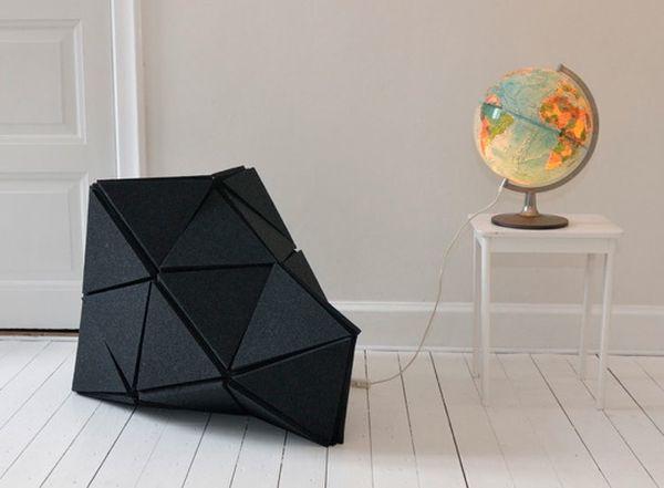 Tetra chair by Julia Goransdotter