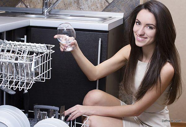 Kitchen Woman