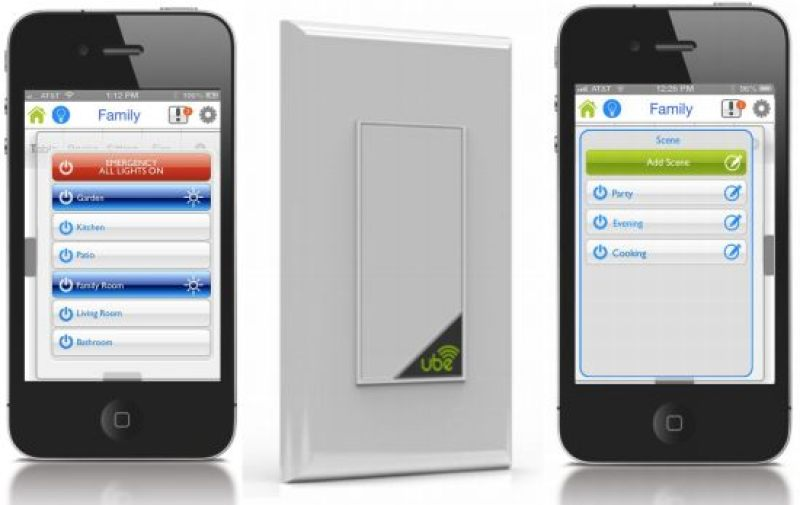 Ube Smart Light Dimmer
