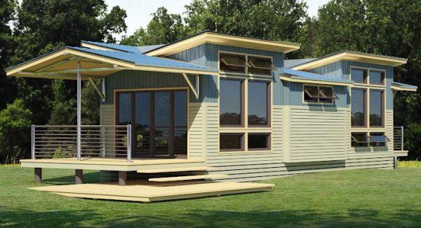Eco cottage 1