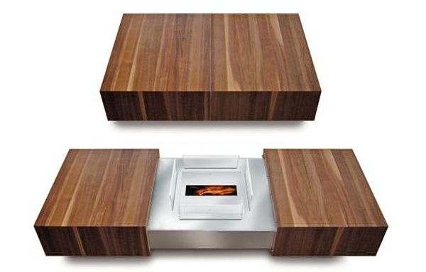 The Matchbox Coffee Table