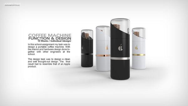 Drink Different portable coffee machine (3)