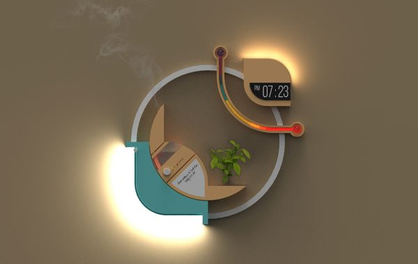 Oval utility wall fixture (1)