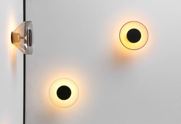 John Gaspar's Aura Wall Lamp  (2)