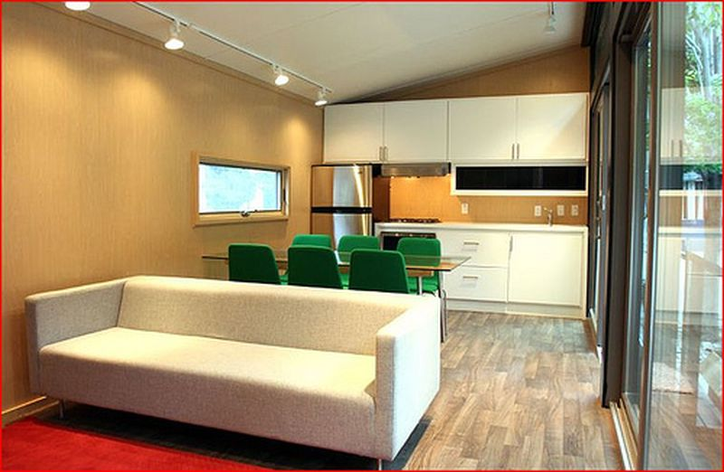decorate mobile home