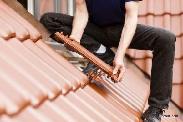 DIY Roofing Work