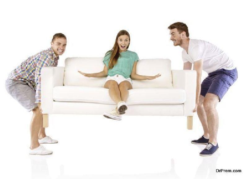 Upgrade the Furniture