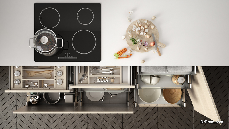 Decorate Your Kitchen with Wallpapers
