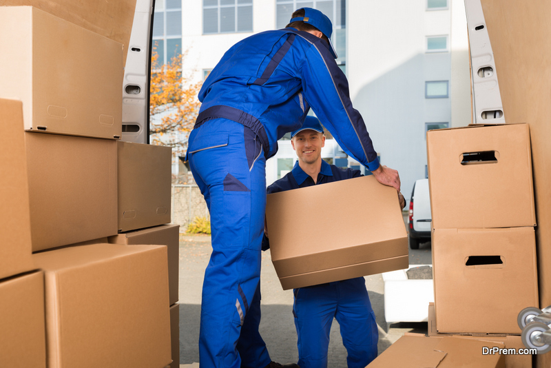 International Moving Cost